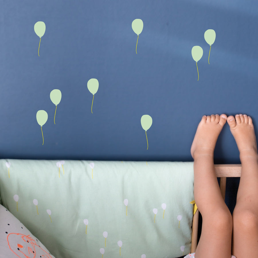 Just a Touch - Balloons Wall Sticker by MIMI'lou - minifili