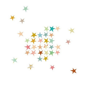 Just a Touch - Stars Wall Sticker by MIMI'lou - minifili