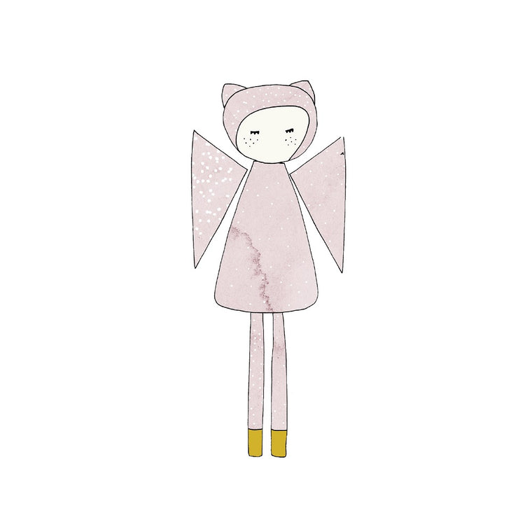 Dreamy Friend Fairy Wall Sticker