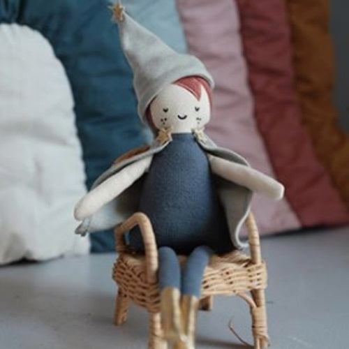 Wizard Doll by Fabelab - minifili