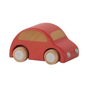 Wooden Car Red by Maileg - minifili