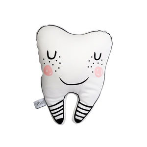 Tooth Fairy Soft Toy Cushion by Foxella and Friends - minifili