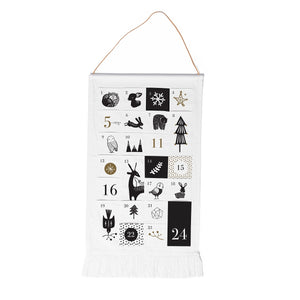 Winter Animals Advent Calendar by Wee Gallery - minifili