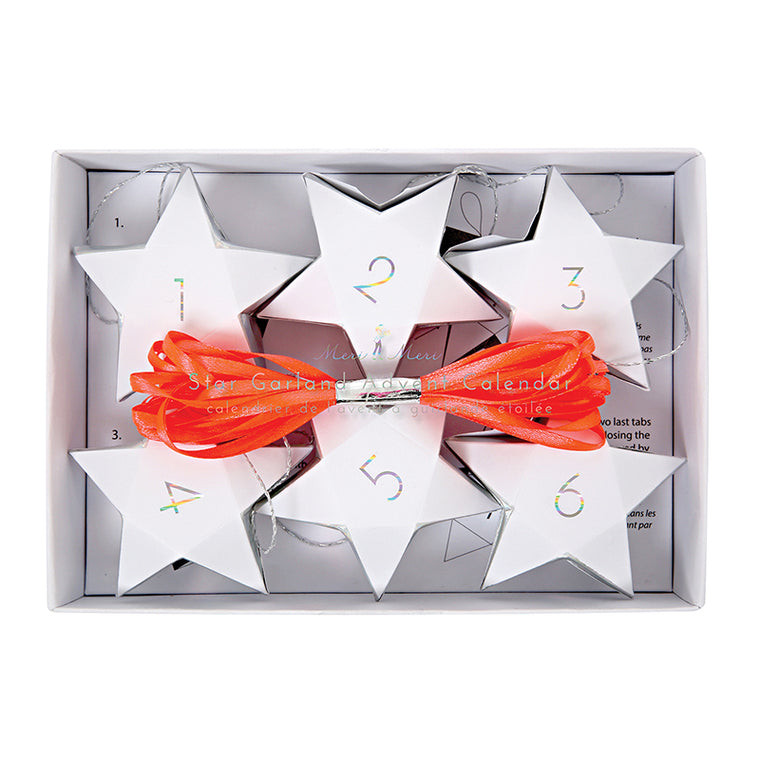 Star Boxes Advent Calendar