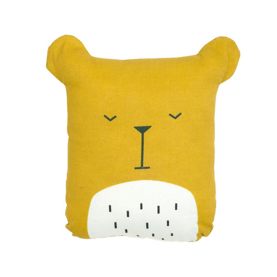 Animal Cushion Lazy Bear