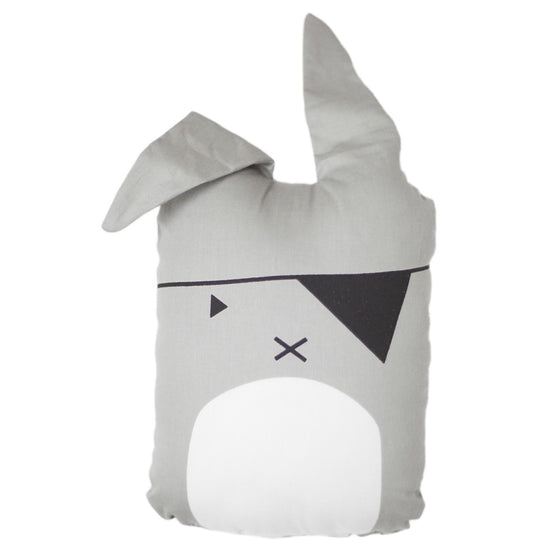 Animal Cushion Pirate Bunny