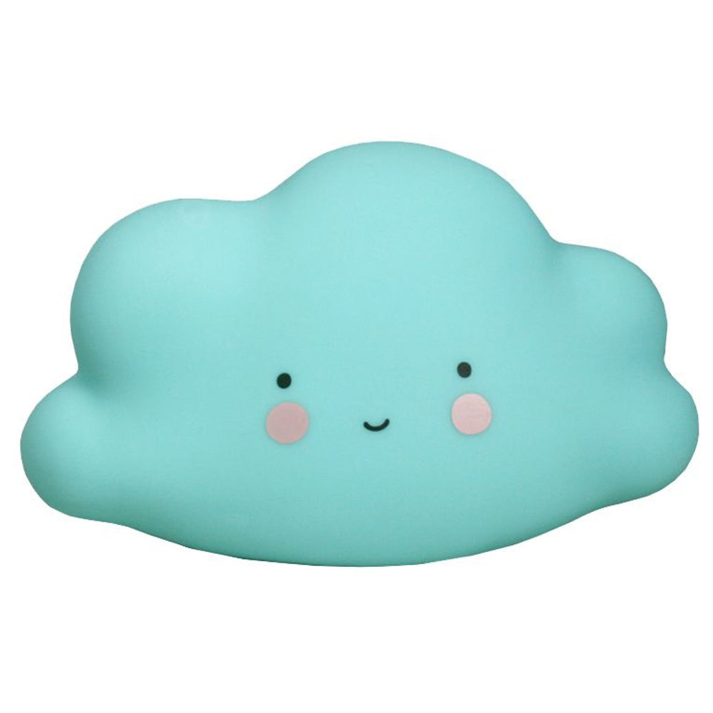 A Little Lovely Company - Cloud Night Light Blue