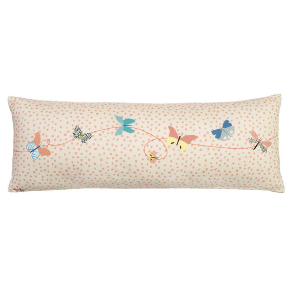 Butterflies Long Cushion