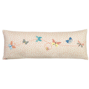 Butterflies Long Cushion by MIMI'lou - minifili