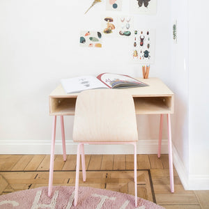 Kids Chair Large Pink by In2Wood - minifili
