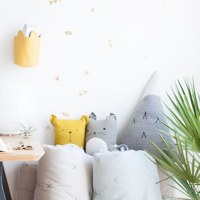 Animal Cushion Lazy Bear by Fabelab - minifili