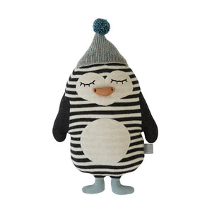 Baby Bob Penguin Soft Toy