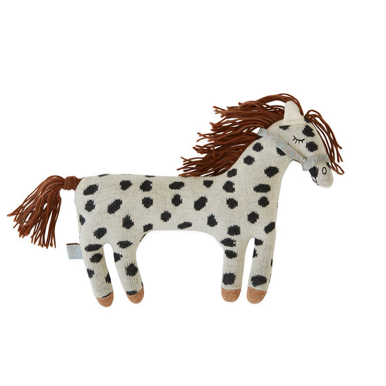 Little Pelle Pony Soft Toy Cushion