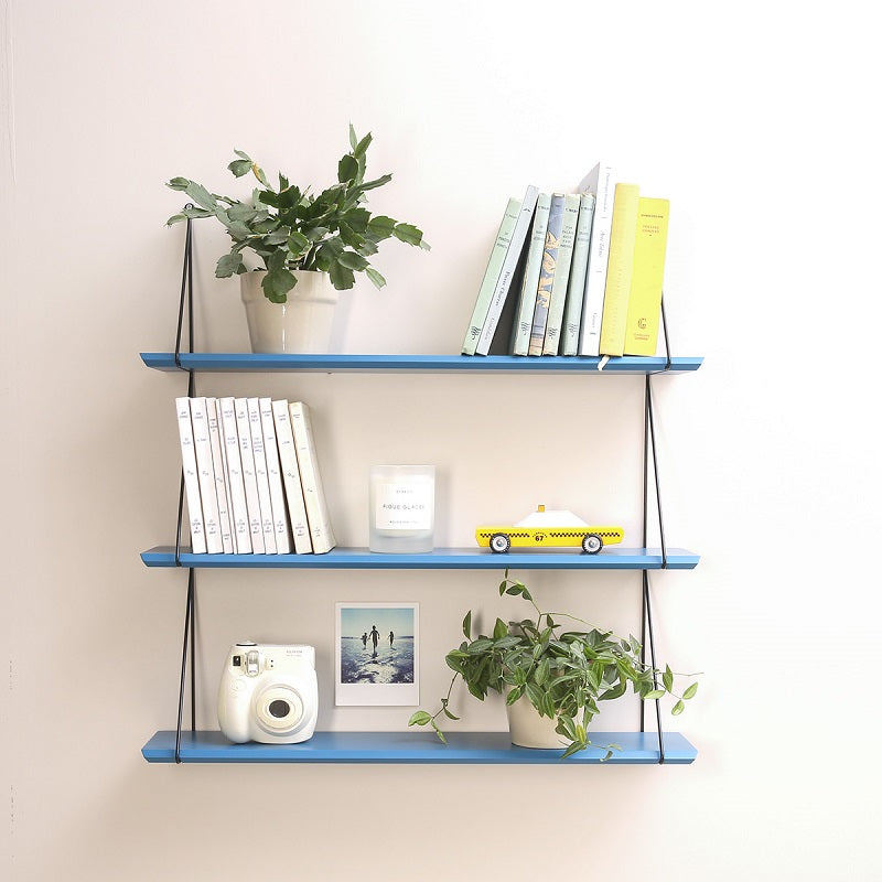 Babou Shelves Greek Blue by Rose in April - minifili