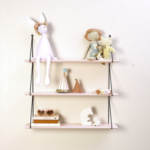 Babou Shelves Light Pink by Rose in April - minifili