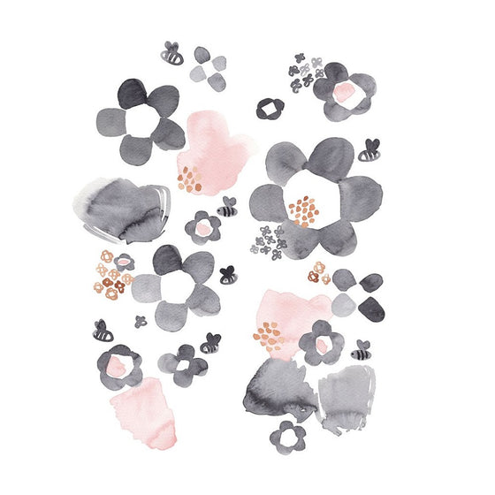 Floral Watercolour Print