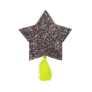 Glitter Star Purse by Meri Meri - minifili
