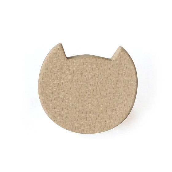 Cat Wooden Hook