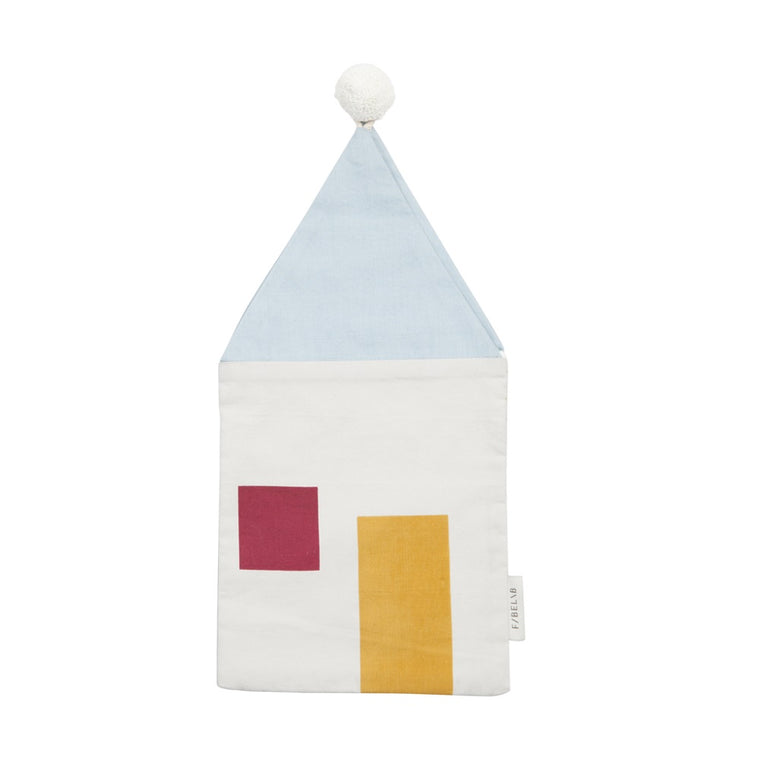 Cotton Gift Bag Cosy House