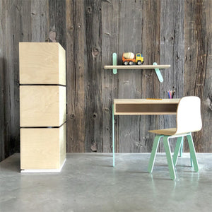 It's a Shelf Black by In2Wood - minifili