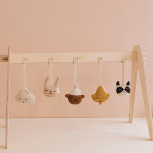 Cloud Hanging Toy by Main Sauvage - minifili