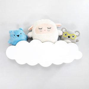 Cloud Shelf by Noodoll - minifili
