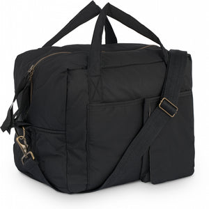 Changing Bag Black by Konges Slojd - minifili