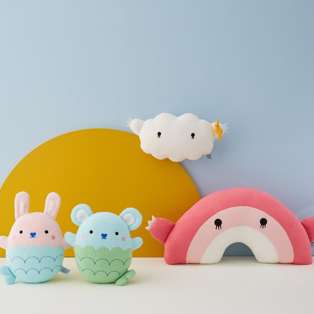 Noodoll - Ricebow Soft Toy Cushion