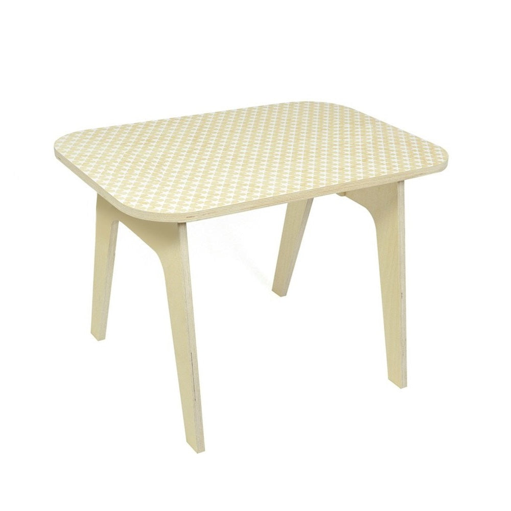 Studio delle Alpi - Office Table White Stars