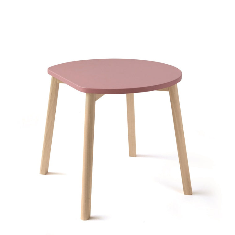 Half-Moon Table Pink