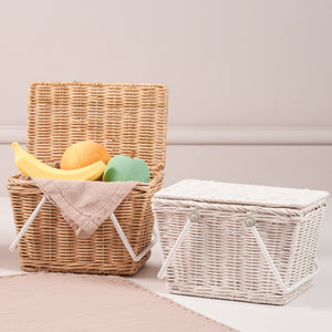 Piki Basket Natural by Olli Ella - minifili