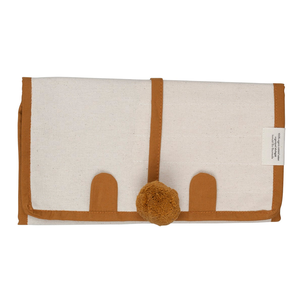 Fabelab - Roll Up Pencil Case Bear