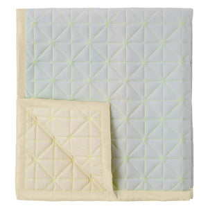 Quilted Play Mat Blue by Meri Meri - minifili