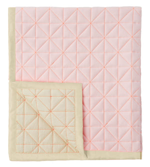 Quilted Play Mat Pink by Meri Meri - minifili