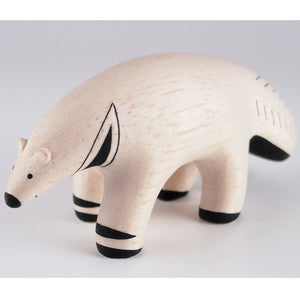 Pole Pole Wooden Animal Anteater by T-Lab - minifili