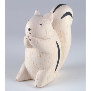 Pole Pole Wooden Animal Squirrel by T-Lab - minifili