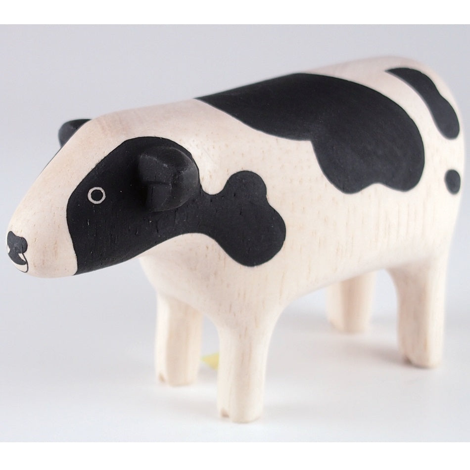 T-Lab - Pole Pole Wooden Animal Cow