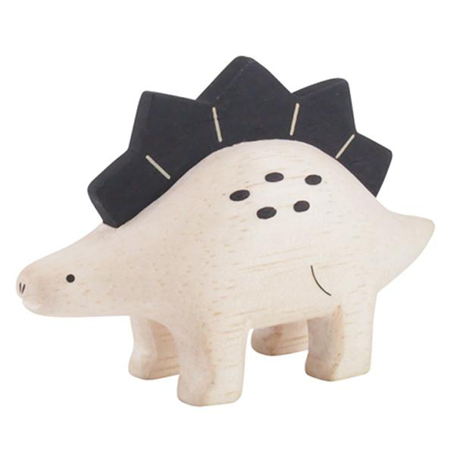 T-Lab - Pole Pole Wooden Animal Stegosaurus