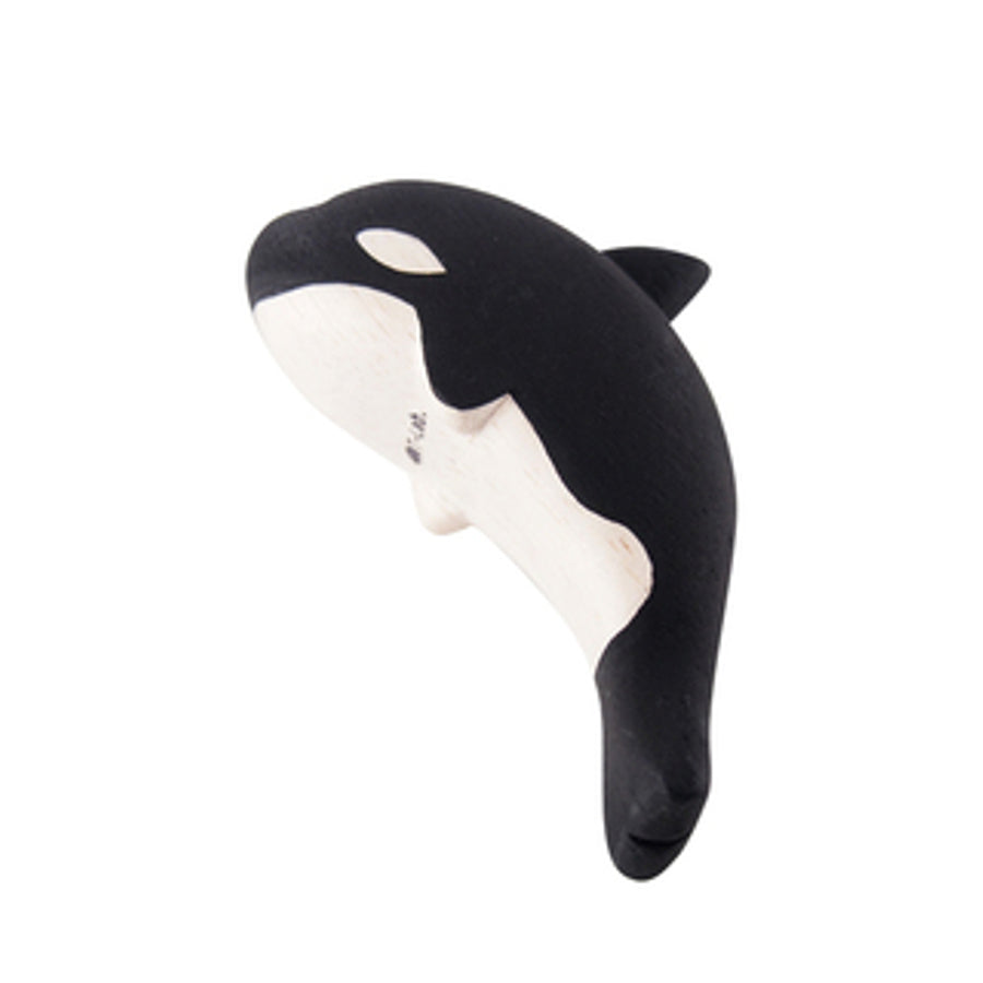 Pole Pole Wooden Animal Orca Whale by T-Lab - minifili
