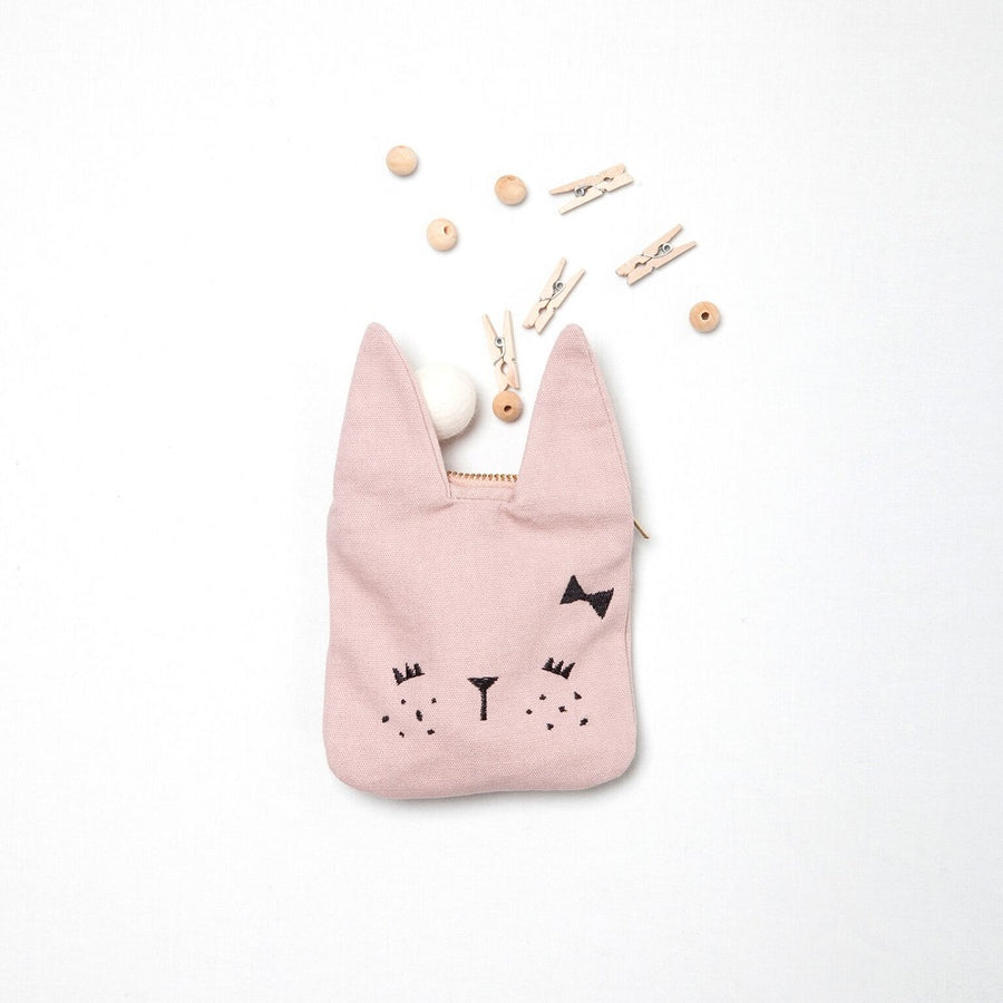 Coin Pouch Cute Bunny by Fabelab - minifili