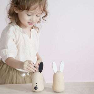 Musical Wooden Rabbits by kiko+ and gg* - minifili