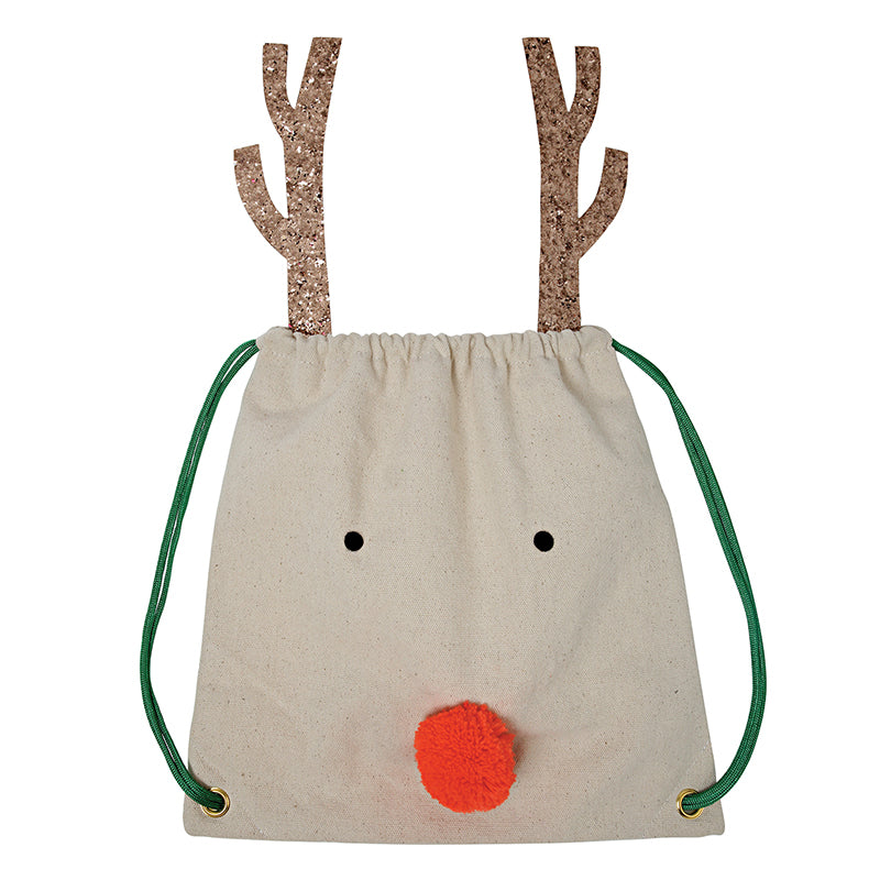 Reindeer Backpack by Meri Meri - minifili