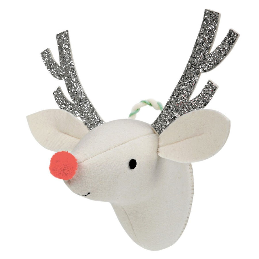 Reindeer Head Wall Decoration by Meri Meri - minifili