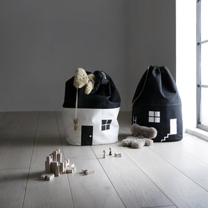 House No. 2 Storage Bag by Rock&Pebble - minifili