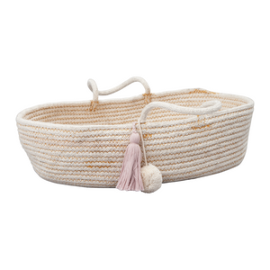 Rope Doll Basket by Fabelab - minifili