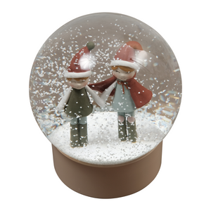 Elves Snow Globe by Fabelab - minifili
