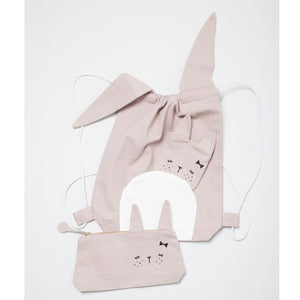 Cute Bunny Backpack by Fabelab - minifili