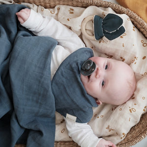 Swaddle Blue Spruce by Fabelab - minifili