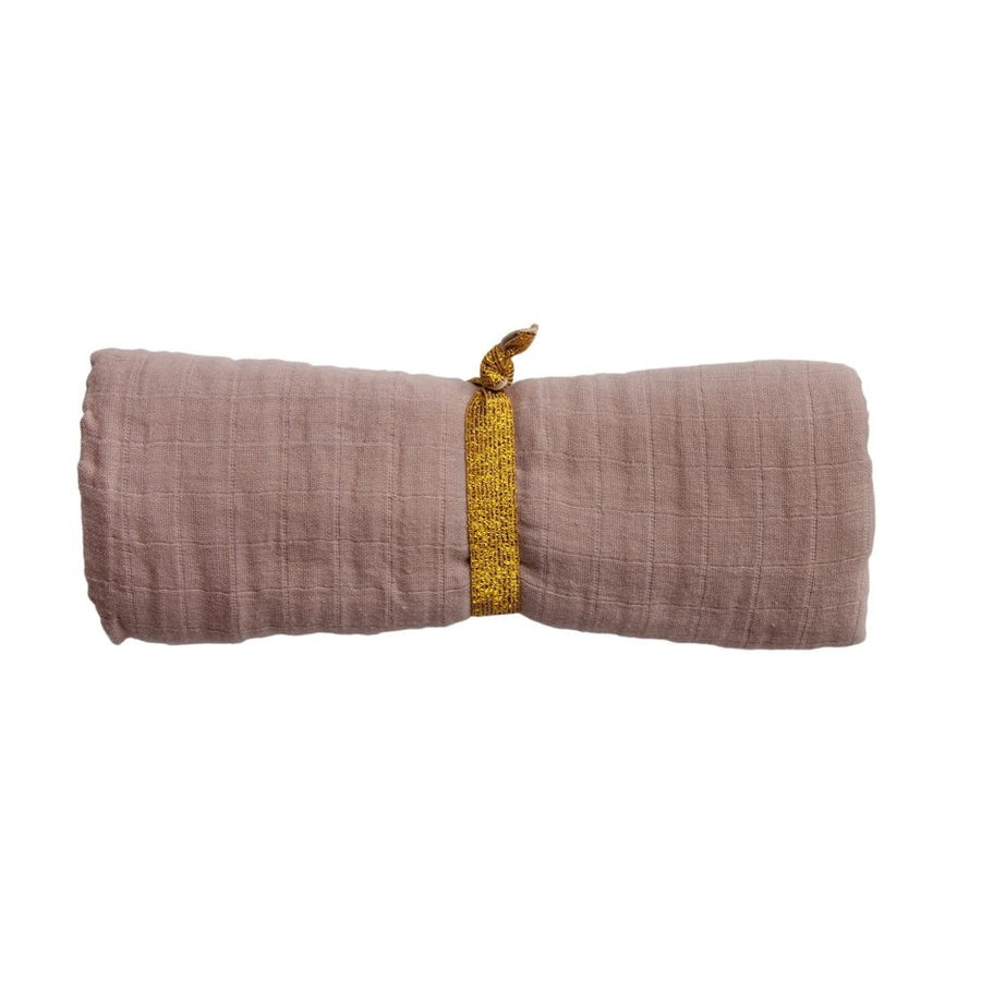 Swaddle Mauve by Fabelab - minifili