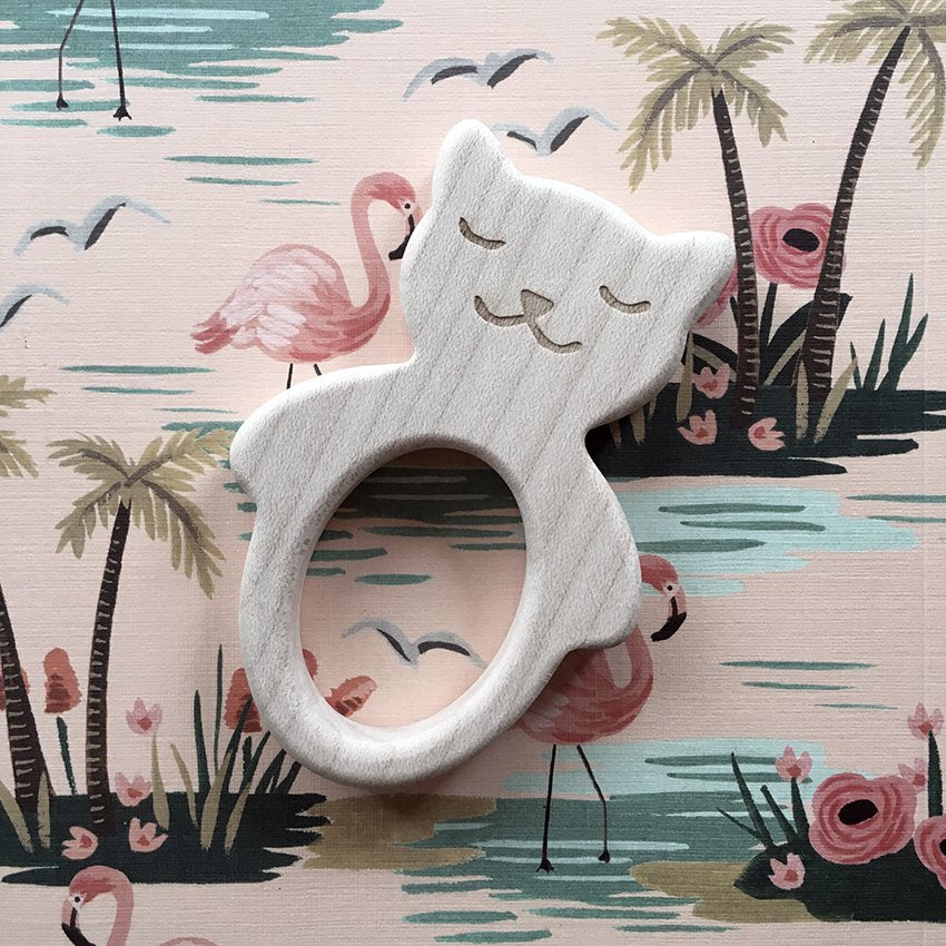 Cat Teether by Briki Vroom Vroom - minifili